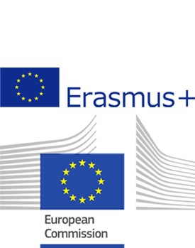 erasmus+ european commission logos